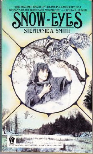 Snow-Eyes - An novel by Stephanie A. Smith