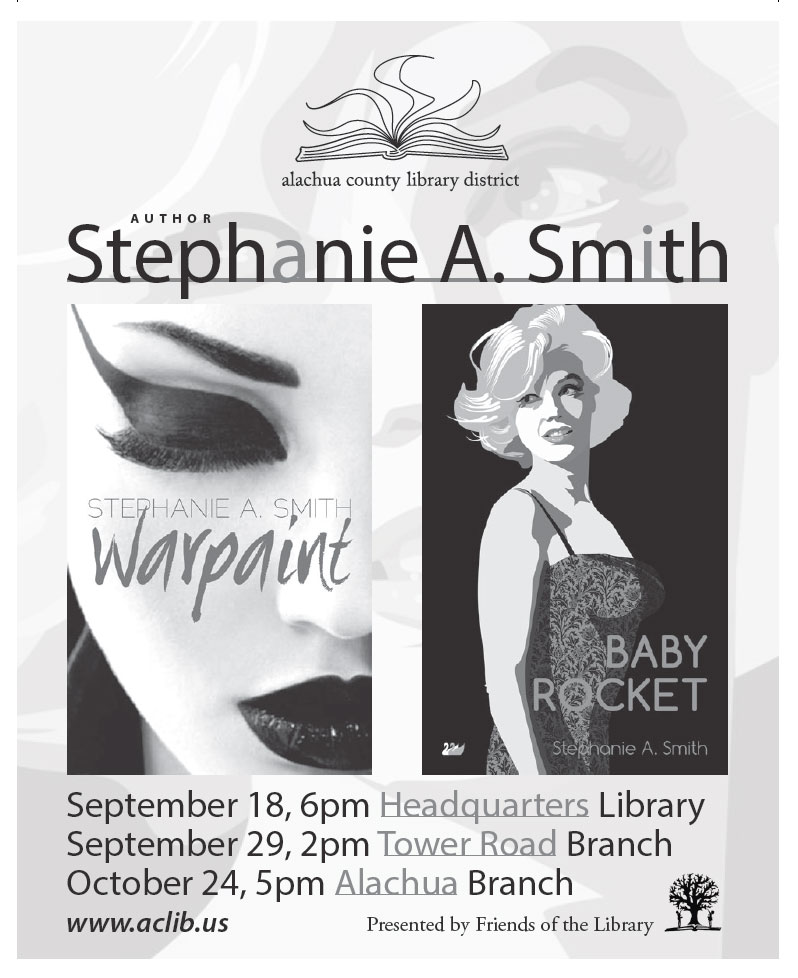 Stephanie A. Smith library events