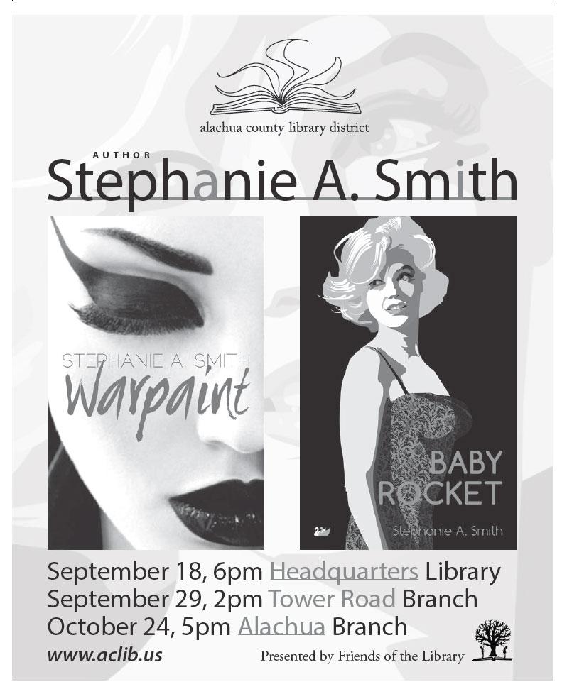 Stephanie A. Smith library events